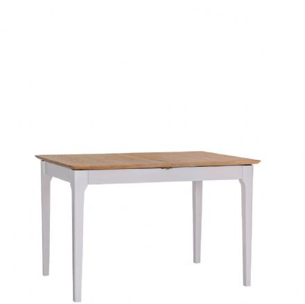 Newhaven Grey Painted 1.2m Butterfly Extending Table